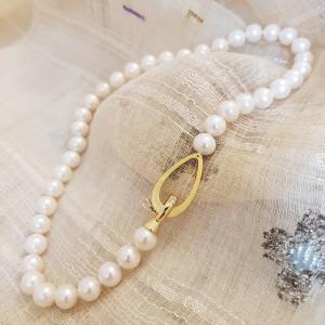 Colier cu perle sferice de...