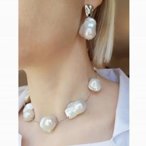 Oferta- Cercei cu perle...