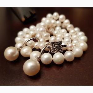 Cercei cu splendide perle...