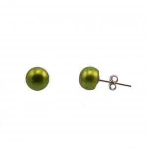 Cercei daily style cu perle...