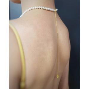 Colier senzual cu perle...